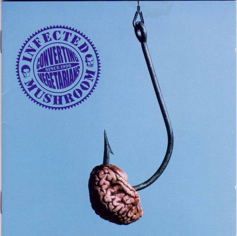 infected mushroom converting vegetarians 2003 2 cd: